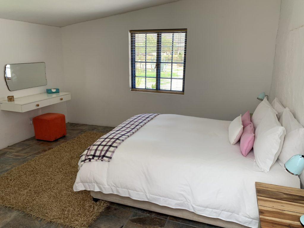 Large main bedroom